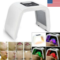US PDT LED Light Photodynamic Skin Care Rejuvenation Photon Facial Body Therapy