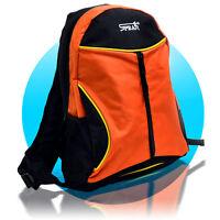 RUCKSACK * SPEAR * Orange Schwarz OUTDOOR Sporttasche Tasche ca. 18L turnbeutel
