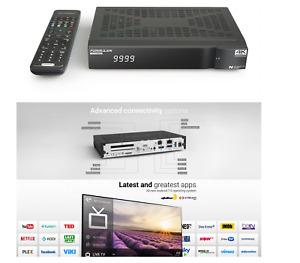 Formuler S Turbo 4K Ultra HD Ricevitore satellitare IPTV Decoder 4K TV SAT