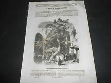 1847 MOSCHEA KESMAS-EL-BARADEYEH IL CAIRO S.AGATA DEI GOTI GIANNINA MILLI
