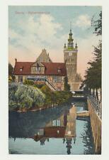 AK / ,Danzig Katharinenkirche........gel. 1925