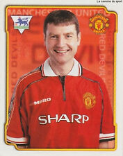 N°316 DENIS IRWIN MANCHESTER UNITED Premier League 1999 MERLIN STICKER VIGNETTE