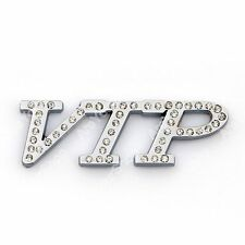 VIP Metal 3D Sticker Badge Maruti Suzuki Ertiga Ritz Wagon R Celerio Ciaz