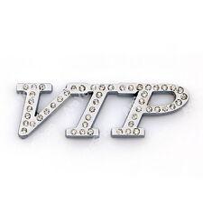 VIP Metal 3D Sticker Badge Maruti Suzuki Ertiga Ritz Wagon R Celerio Ciaz