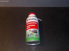 (7,32€/100ml) Wartungsöl Schmierstoff Servicespray Wartungsspray 150ml Würth