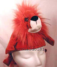 Lion Hat Wild Crazy Halloween Party Costume Animal New King Discontinued Item