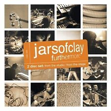 JARS OF CLAY - Futhermore- From Studio, From Stage. - 2 CD  SEALED NEW