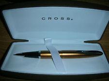 Cross Verve Golden Shimmer Select tip Rolling Ball Pen