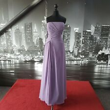 D'Zage Dress (Lavender-Size 14) Ball, Bridesmaid, Cruise, Prom, RRP £200+