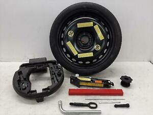 """2014 AUDI A7 20"""" Space Saver Spare Wheel Kit & Foam Storage Container"""