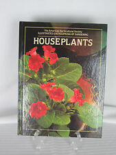 Book Houseplants by American Horticultural Society 8 by 11 inches 144 pgs EPOC