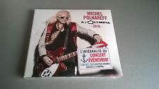 CD MICHEL POLNAREFF : A L'OLYMPIA 2016 (EDITION LIMITEE - 2 CD)