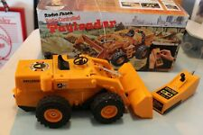Vintage 1980 RC Radio Shack Front End Payloader Radio Controlled tested