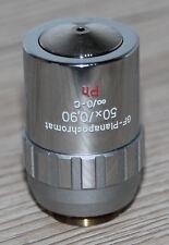 Zeiss MICROSCOPIO Microscope obiettivamente GF-planapochromat 50x/0,90 PH-RAR