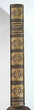 The Seasons by James Thomson, London 1842, Fine Binding, Near Fine Condition