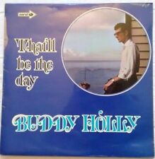 Buddy Holly - That'll Be The Day - Coral - CP 24 - UK 1970 Vinyl LP Mono Album