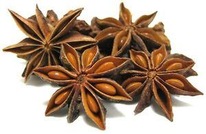 50g Whole Star Aniseed Anise Badiam - Good Quality