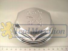 """Cabochon Central Jante Aluminium TRX et 15"""" Peugeot 504 sauf pick-up, 505 et 604"""
