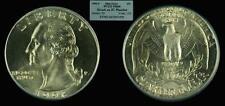 1996-P 25C PCGS MS66 Struck on 5C Planchet (Washington Quarter Mint Error)