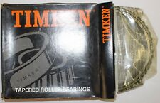 Timken L435010 Tapered Roller Bearing, Single Cup, Precision Tolerance