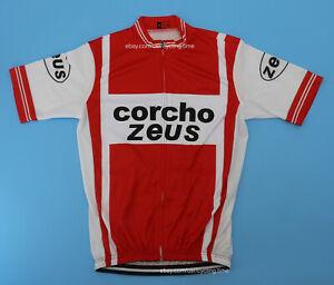 Corcho Zeus Retro Cyclig Jersey