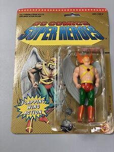 DC Comics Super Heroes Hawkman Action Figure - 1990 Toy Biz