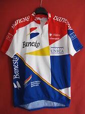 Maillot cycliste Banesto Unica 1994 Manche courte Nalini Campagnolo -  6