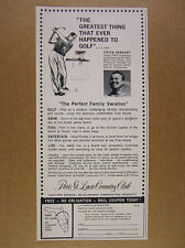 1961 Port St. Lucie Country Club florida golf vacations vintage print Ad
