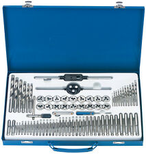 Genuine DRAPER Combination Tap and Die Set Metric and BSP (75 Piece) 79205