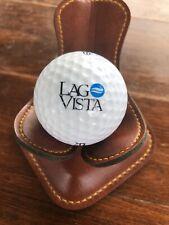 Logo Golf Ball Lago Vista Texas