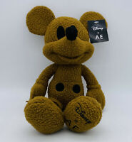 NEW Disney Mickey Mouse X AE American Eagle Special Edition Plush Doll Brown
