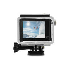 4K 1080p WiFi HD Action Camera & Waterproof Case -  24FPS Dual Screen