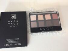 Avon True Color 8 in 1 Eyeshadow Palette~ Nude Muse