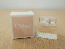 Chloe for women 5ml EDT Miniature Mini Fragrance Perfume New w/ box