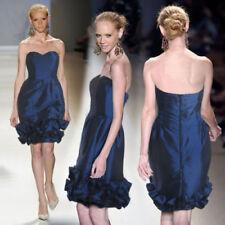 Ropa, calzado y complementos de dama de honor de color principal azul