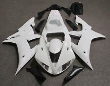 Unpainted ABS Injection Mold Bodywork Fairing Kit for YAMAHA YZF R1 2002 2003