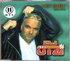 DJ Ötzi - Hey Baby (Uhh, Ahh) - CDM - 2000 - Eurohouse 3TR