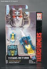 Titan Master NIGHTBEAT Transformers Titans Return Generations New 2016 Hasbro
