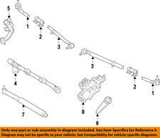 FORD OEM 2017 F-350 Super Duty Steering-Drag Link HC3Z3304A