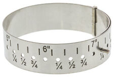 Wrist Sizing Gauge, Inch Measurements