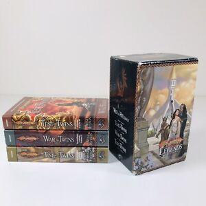 Dragonlance Legends | The Twins Trilogy | Box Set | 3x Paperback Novels