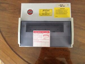 Wylex 8 way, Metal Consumer Unit Box Only Pre Owned
