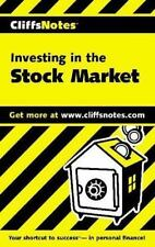 Investing in the Stock Market by Cliffs Notes Staff (1999, Paperback)