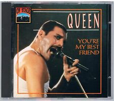 QUEEN YOU'RE MY BEST FRIEND CD ON STAGE   F.C.