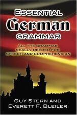 Essential German Grammar (Dover Language Guides Es