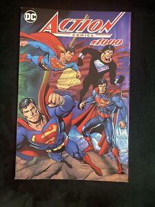 ACTION COMICS #1000 DAN JURGENS EXCLUSI SUPERMAN 1 DC