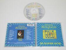 HARRY BELAFONTE/GOLD 20 SUPER HITS(RCA 74321 15598 2) CD ALBUM