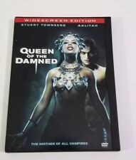 The Queen of the Damned (DVD, 2002, Widescreen)USED DISC EXCELLENT
