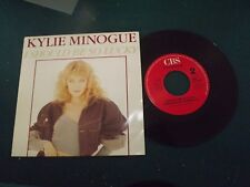 Vinyle 45t  KYLIE MINOGUE   - I SHOULD BE SO LUCKY -    vi19