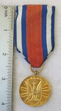 POLISH PROTECT PUBLIC ORDER MEDAL GOLD CLASS Post WW2 Made in POLAND COLD WAR